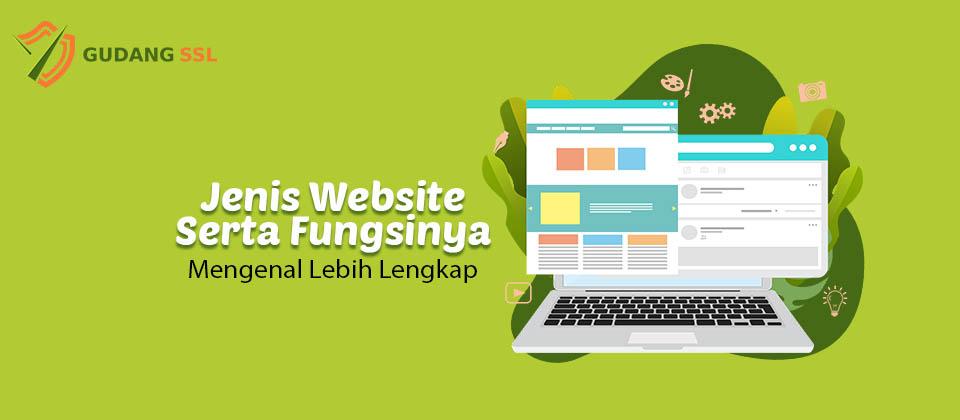 Jenis Website