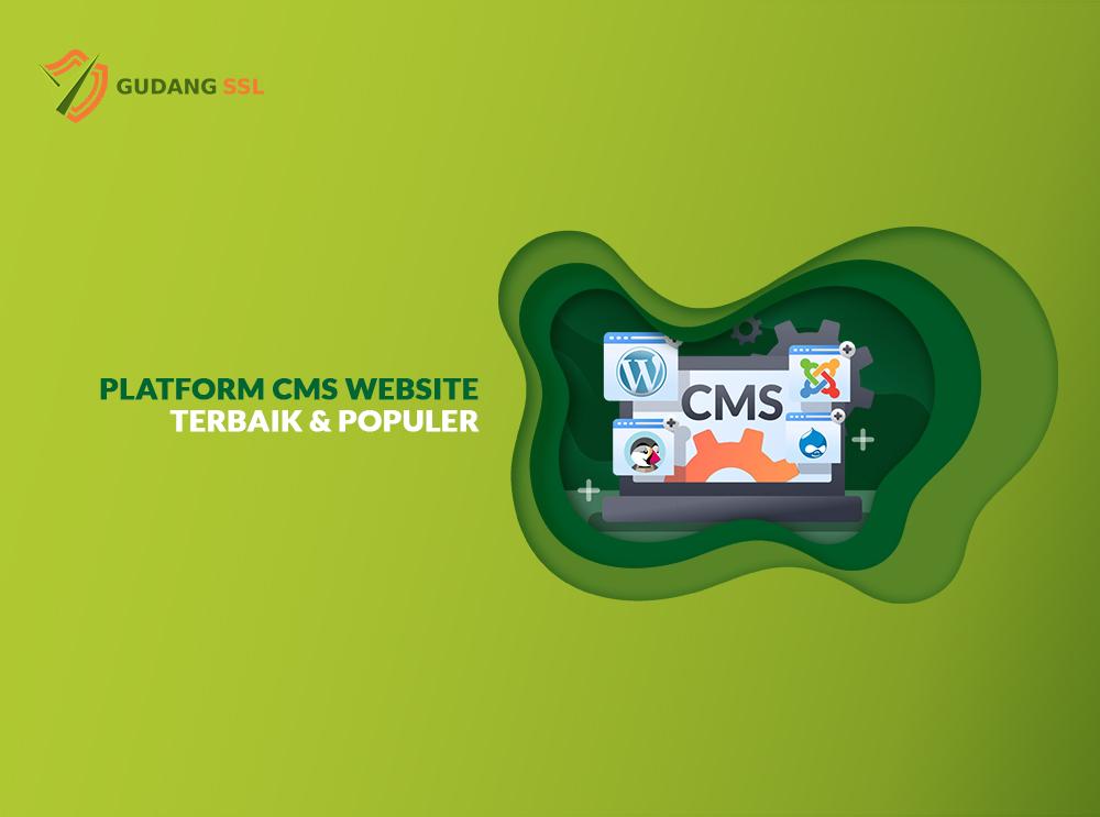 CMS Website Terbaik