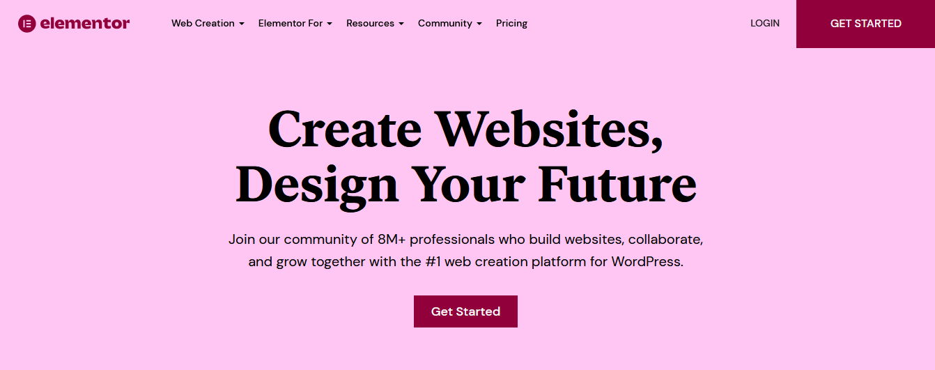 website elementor