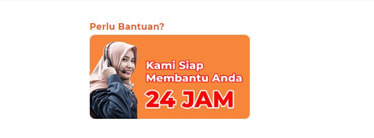 Call Center 24 Jam