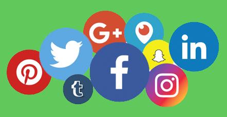 Menjaga Akun Sosial Media