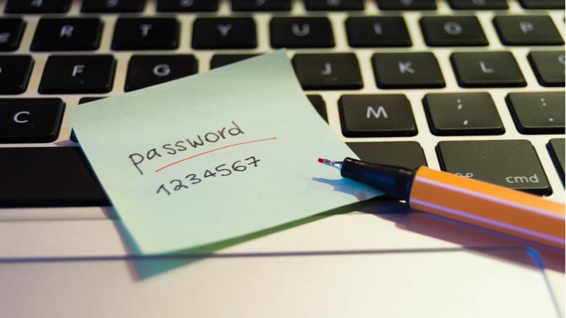 Password Lemah