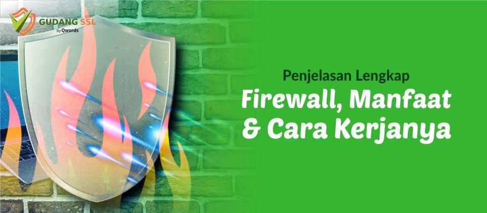 Firewall adalah