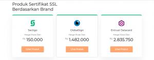 SSL Murah