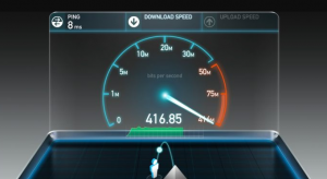 Download Speed Meningkat