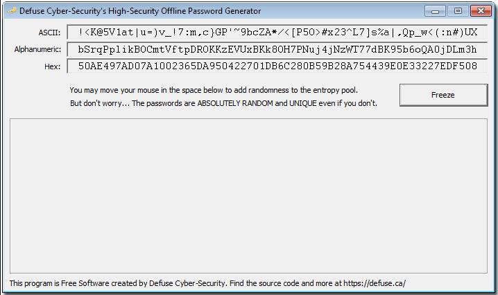 Kombinasi Password