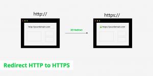 Redirect HTTP ke HTTPS