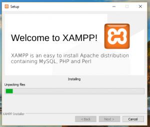 Installasi XAMPP