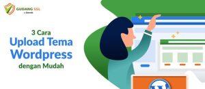 Cara Upload Tema WordPress