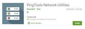 PingTools Network
