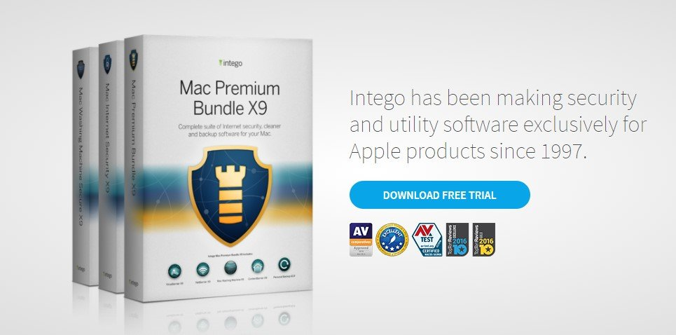 Intego Antivirs Khusus Mac OS